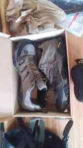 *Reduced* Merrell mens size 13,  gore-tex hiking shoes.