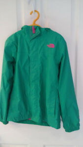 Manteau style coupe vent THE NORTH FACE vert