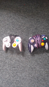 2 Game Cube Controllers For Sale!