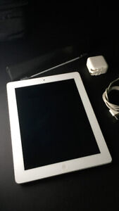 iPad 3 64gig WiFi-Cellulaire