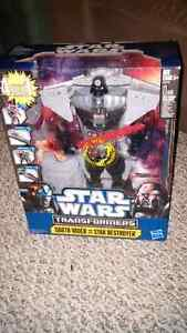 Star Wars transformer - new in package