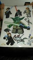 Wallsticker Lego StarWars