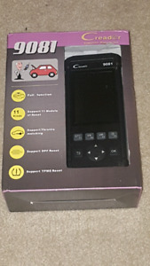 OBD  II  Scanner/Systems Resetter