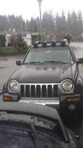 2004 Jeep Liberty Renegade 3.7L 4x4 SUV, Crossover Campbell River Comox Valley Area image 3