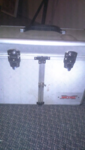 Dog grooming tool case