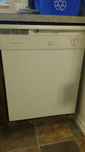 Old style Frigidaire dishwasher-for fixing/parts