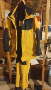 Gil foul weather sailing gear.floater suit. See other posts