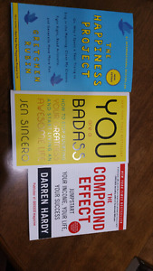 3 books about self love and improving at home business