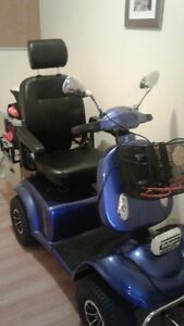 2016 4 WHEEL SCOOTER