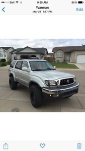 2000 Toyota 4 runner parting out