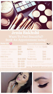 MAKEUP ARTIST   Prom   Everydat   Wedding   Special Occasions