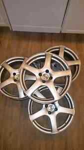 "17"" FRD Racing Rims"