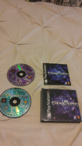 Star Ocean 2 PS1 PlayStation, mint condition