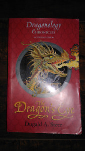 The Dragon's Eye by Dugald A. Steer