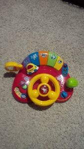 VTech Learn and Discover Driver. $10 Kitchener / Waterloo Kitchener Area image 1