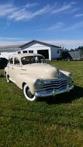 Très beau chevrolet 1947
