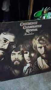 Beatles and ccr RECORD FOR SALE