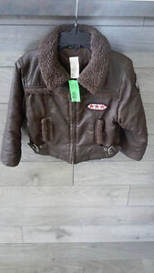 Bomber Jacket (Starting Out)