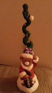 Christmas Bear Ornament by Elby Gifts