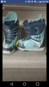 Womens burton boots