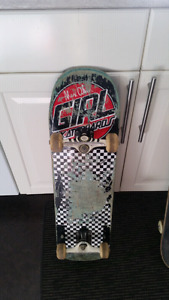 Girl Skateboard With Thunder Trucks