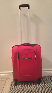 Carry-On Luggage (brand new) $40 OBO