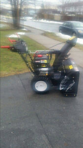 "New CRAFTSMAN®/MD 28"" 3-Stage Snow Blower"