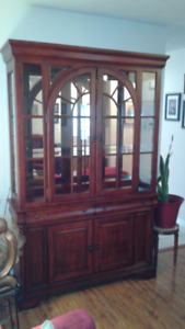 Dining Room BUFFET AND HUTCH FOR SALE