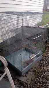 Lg 3 tier Ferret cage or small  animal