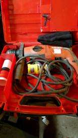 Hilti TE2 sds 110v Hammer Drill