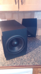 Active powered Subwoofer