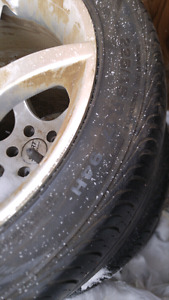 Tires and rims 225/45 R17