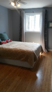 Beautiful Large Bedroom for rent in Stanley Park.