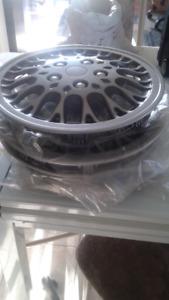 Cap de roue 15 pouces