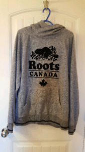 2 brand new Roots sweaters