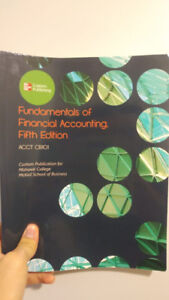 Fundamentals of  Financial Accounting, Fifth Edition