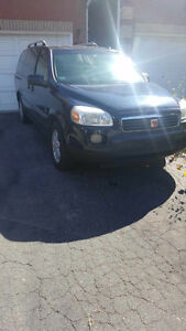 2005 Saturn Relay Extended Van - ONLY 24300 KMS!