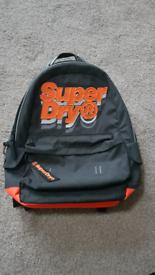 Superdry ruck sack