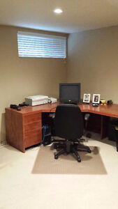 """Home or Office Desk """"Best Offer"""" will be considered West Island Greater Montréal image 3"""