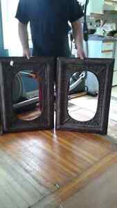 Large unused wicker picture frames for sale