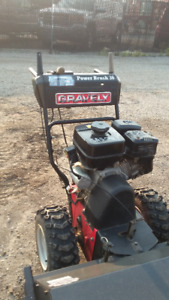 """Gravely 36"""" Sweepers"""