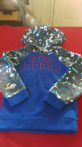 Size 5 super mario brothers sweater