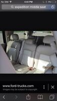 Looking for the middle seat for a Ford Expidition