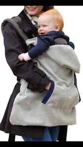 Baby Bjorn Carrier and the Infantino all season Hoodie Kitchener / Waterloo Kitchener Area image 2
