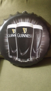 GUINNESS BEER SIGN.