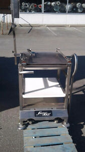 Deli meat slicer table excellent condition