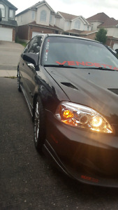1999 honda civic hatchback B16 swapped ready to go