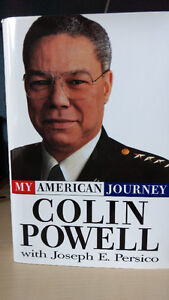 My American Journey - Colin Powell (SIGNED)