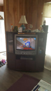 TV Stand for sale ( negotiable)
