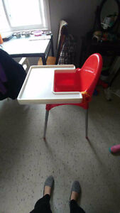 Ikea small spaces High chair sold pending pick up